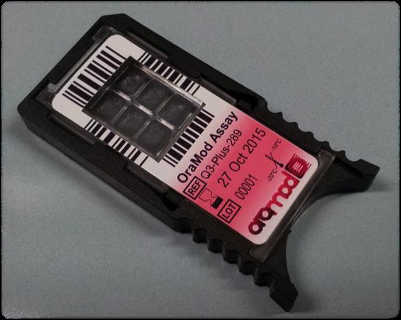 Labonchip cartridge